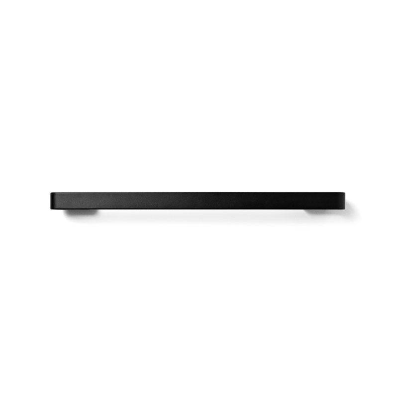Menu - Towel Bar Rail Black