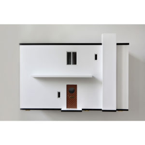 Minimii Miniature Wall Hanging or Free Standing House Arne Jacobsen