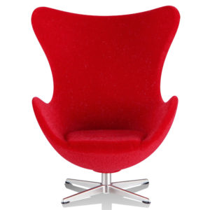 Minimii Miniature Egg Chair Arne Jacobsen