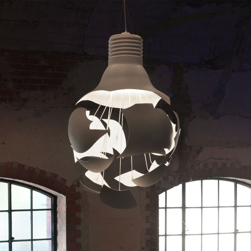 Northern Lighting E Large Suspension Light