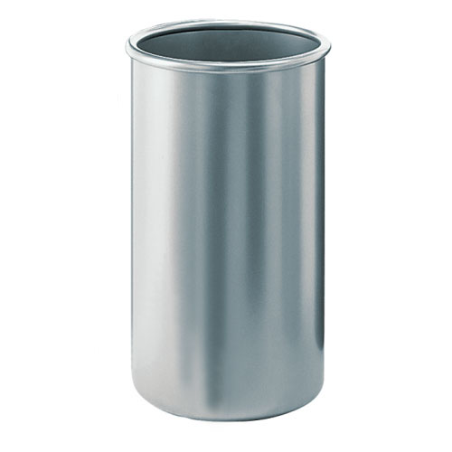 Rexite - Colmo Umbrella Stand Tall Bin Aluminium Finish