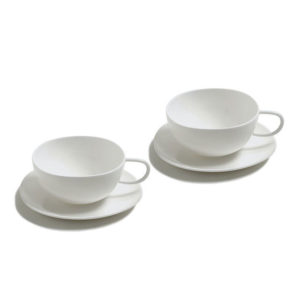 Alessi - SANAA - Fruit Basket Tea Cup Set