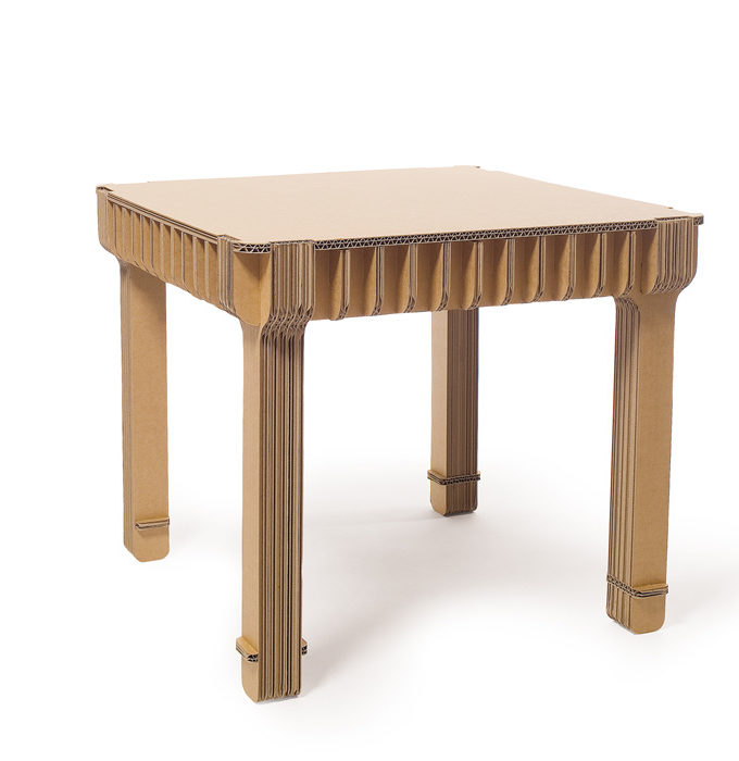 Skitsch - Build Up Cardboard Child?s Table