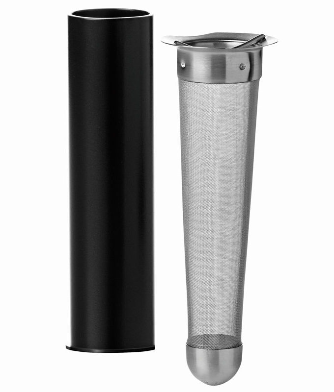 Stelton - Tea Strainer with Stand for Stelton Classic Vacuum Jug