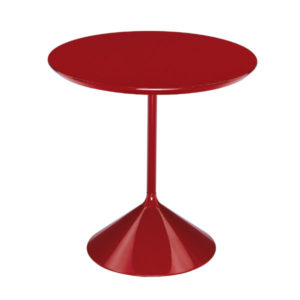 Zanotta - Time Lacquered Occasional Table