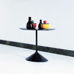 Zanotta - Time Marble Top Occasional Table