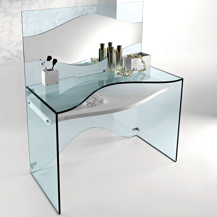 Tonelli   Karim Rashid   Strata Dressing Table