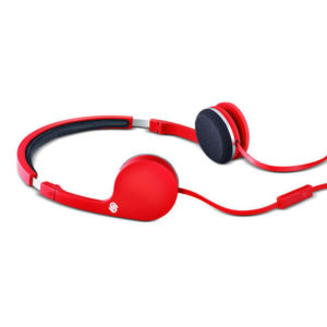 Urbanista - Barcelona Red Snapper Folding Headphone Microphone