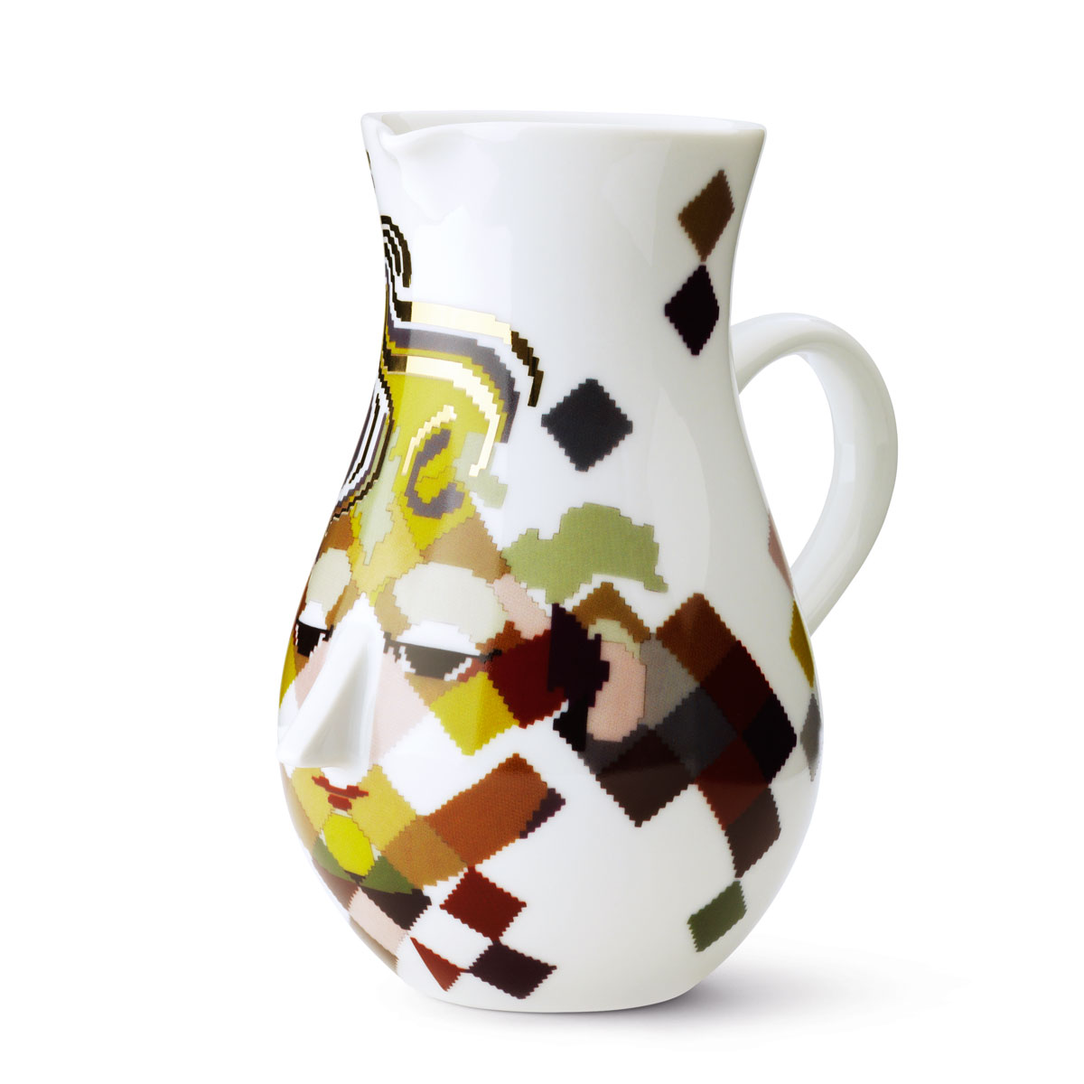Bjorn Wiinblad - Gobelin Jug Multicolour