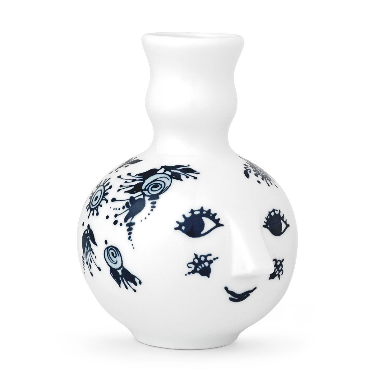 Bjorn Wiinblad - Vase Fie Blue Small
