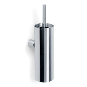 "Blomus - Stotz Design - ""Duo Polished"" Wall Mounted Toilet Brush"