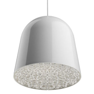 Flos - Can Can Suspension Light - White/Transparent