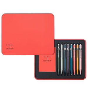 Caran d Ache Office - Paul Smith 2nd Edition 849 Ballpoint Pen Gift Set