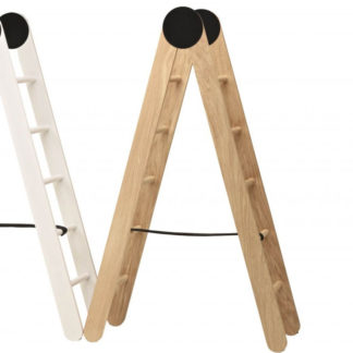 Casamania - Compass Valet Stand Natural Oak