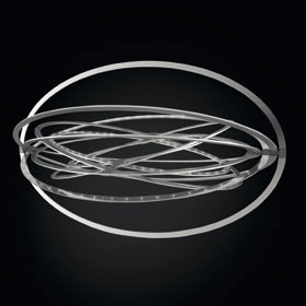 Artemide - Copernico Suspension Light - Aluminium