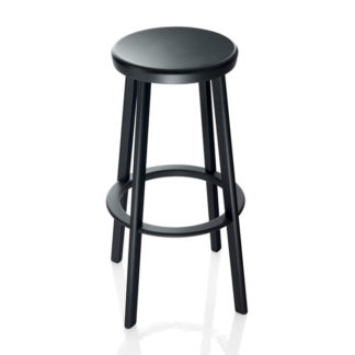 Magis - Deja-Vu Medium Bar Stool - Black