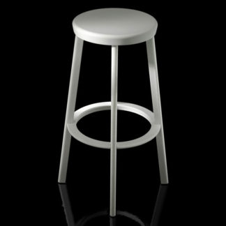 Magis - Deja-Vu High Bar Stool - White