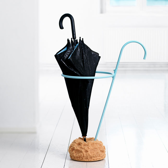 Design House Stockholm - Umbrella Stand Blue