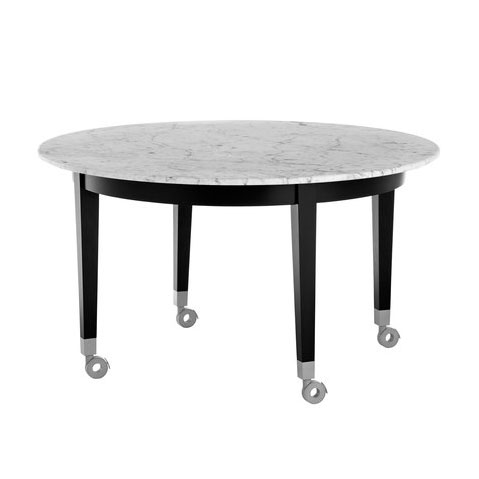 Driade - Philippe Starck - Neoz Dining Table Ebonized Mahogany