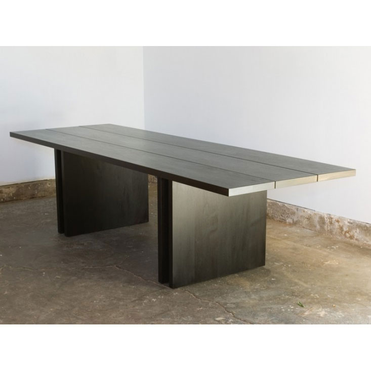 Beau Driade   John Pawson   Table I Dining Table Wenge Finish