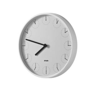 Driade - Clock in Clock White