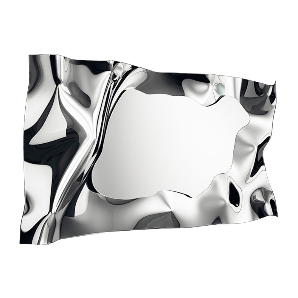 Fiam - Christine Rectangular Wall Mirror