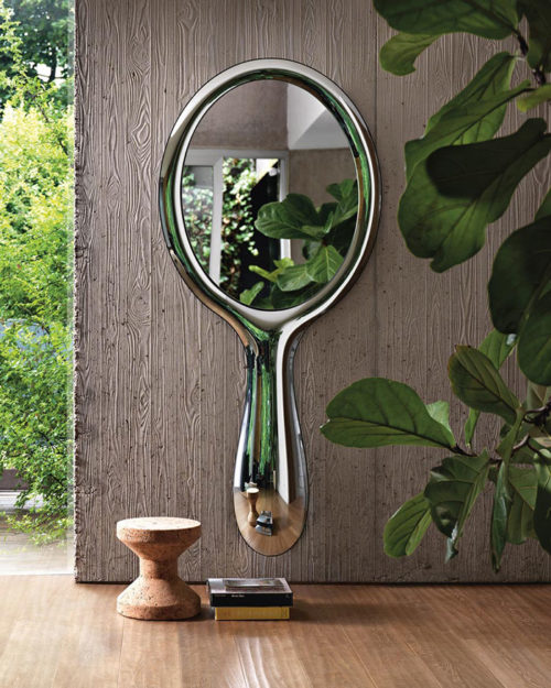 Fiam - Marcel Wanders - Lollipop Wall Mirror