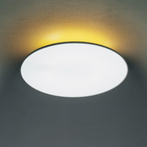 Artemide - Float Round Ceiling Light with Topaz Filter