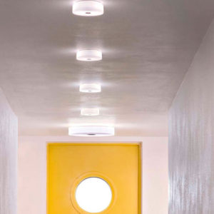 Flos - Mini Button Wall/Ceiling Light