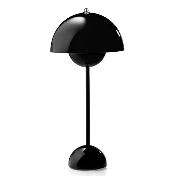 &Tradition - FlowerPot Table Lamp - Black