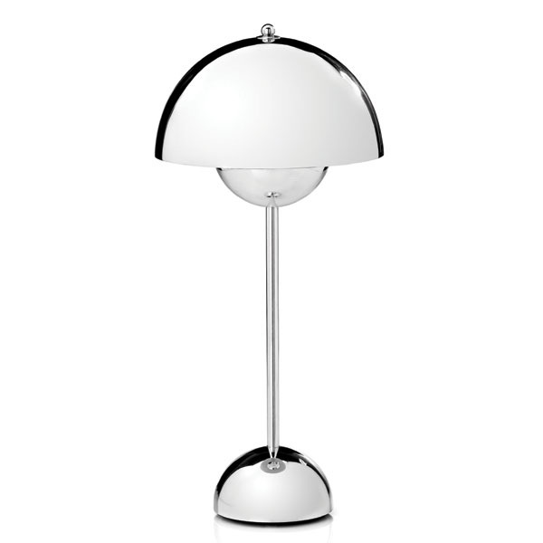 &Tradition - FlowerPot Table Lamp - Polished