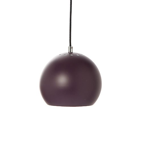 Frandsen Ball Pendant Light Matt Purple