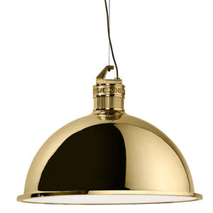 Ghidini 1961 - Special Factory Big Suspension Light 78cm Brass
