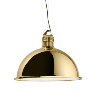 Ghidini 1961 - Special Factory Small Suspension Light Brass 65cm