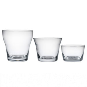 Alessi - 123dl Glasses/Measuring Cups Set