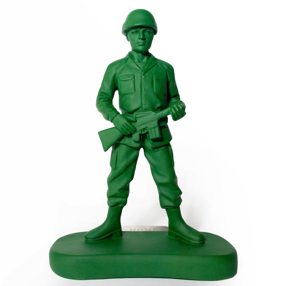 Suck UK - Home Guard Bookend