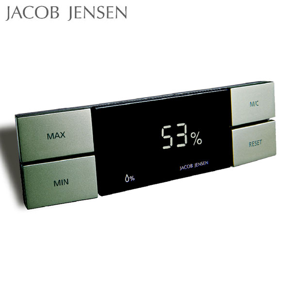 Jacob Jensen - Jacob Jensen - Hygrometer