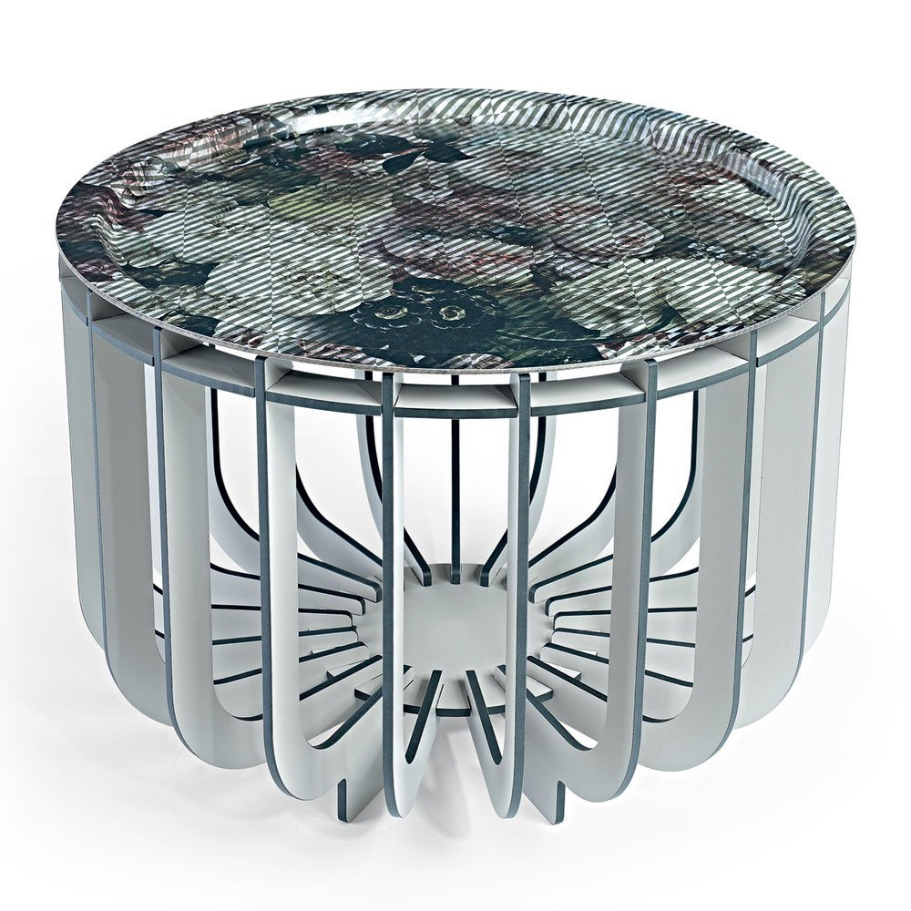 ibride - Medusa Coffee Table Grey Outdoor