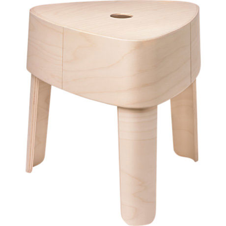 Iittala Plektra Stackable Plywood Stool