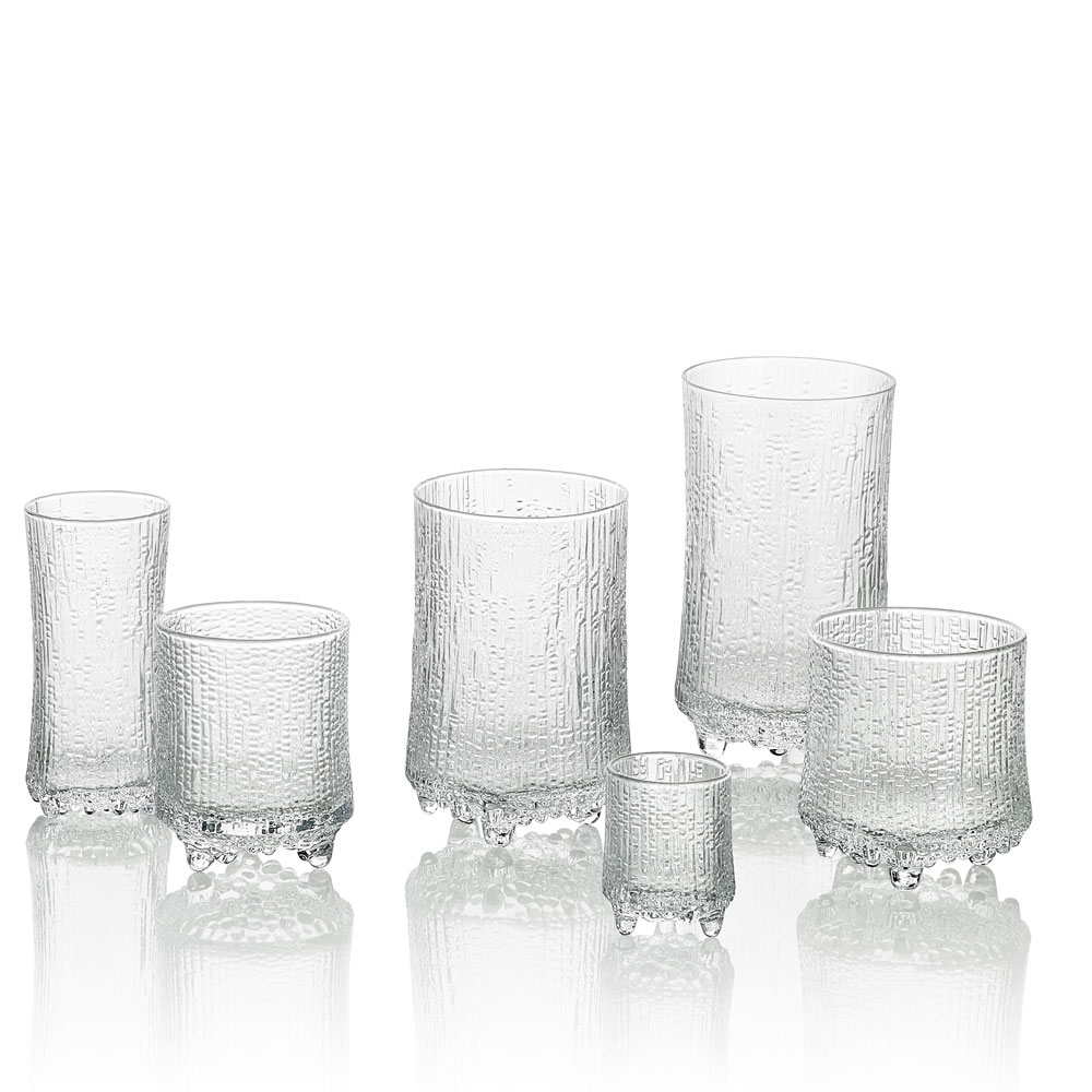 Iittala Ultima Thule Highball Glass 2pcs Set 1968