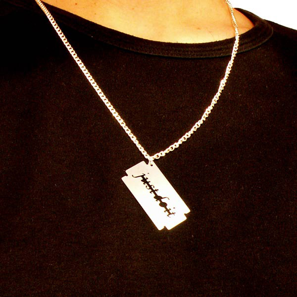 "Arash and Kelly - ""Just Do It"" Long Necklace"