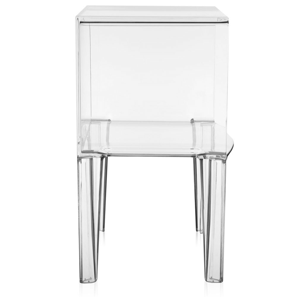 kartell philippe starck small ghost buster crystal panik design. Black Bedroom Furniture Sets. Home Design Ideas
