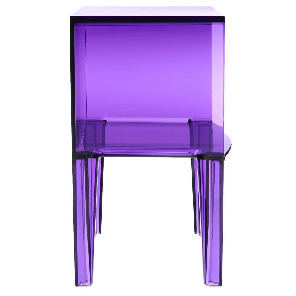 kartell philippe starck small ghost buster violet. Black Bedroom Furniture Sets. Home Design Ideas