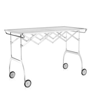 Kartell - Antonio Citterio - Battista Trolley White