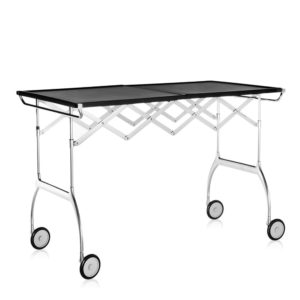 Kartell - Antonio Citterio - Battista Trolley Black