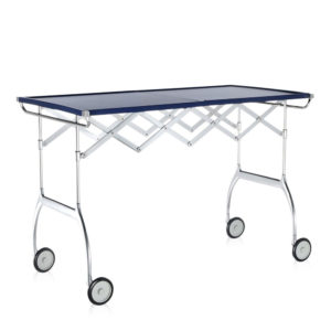 Kartell - Antonio Citterio - Battista Trolley Sea Blue