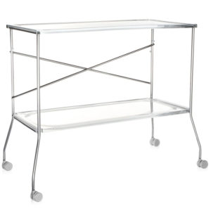 Kartell - Antonio Citterio - Flip Folding Trolley Crystal