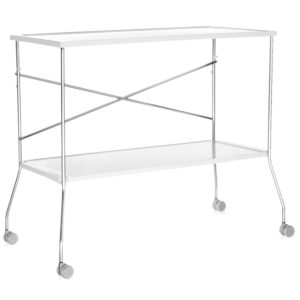 Kartell - Antonio Citterio - Flip Folding Trolley White