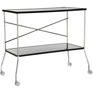 Kartell - Antonio Citterio - Flip Folding Trolley Black
