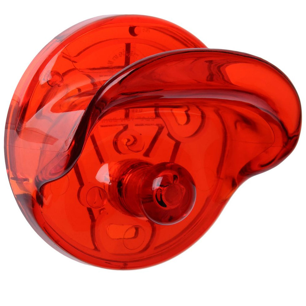 Kartell Wall Clothes Hook Orange Red